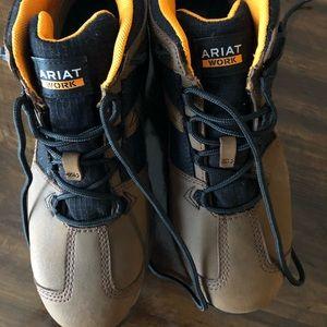 Ariat safety work boots